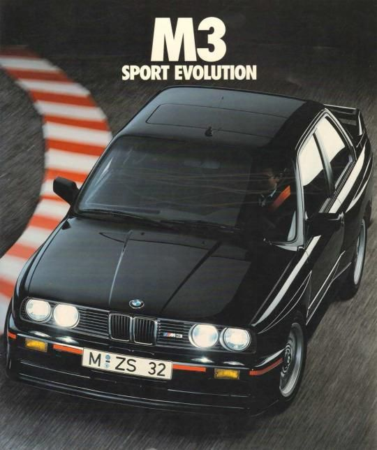 http://www.ebay.ie/itm/BMW-E30-M3-Sport-Evolution-Sale-Brochure-/141940860433