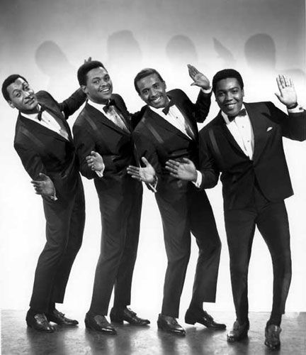 """The Four Tops - """"Baby I need your Lovin"""", """"It's the same old song"""", """"Ain't no woman"""" """"Standing in the shadow"""" and so many more great songs."""