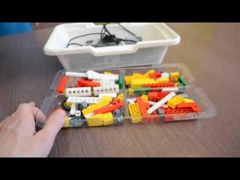 Обзор конструктора Lego WeDo