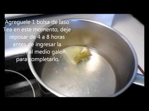Como preparar Iaso Tea - YouTube