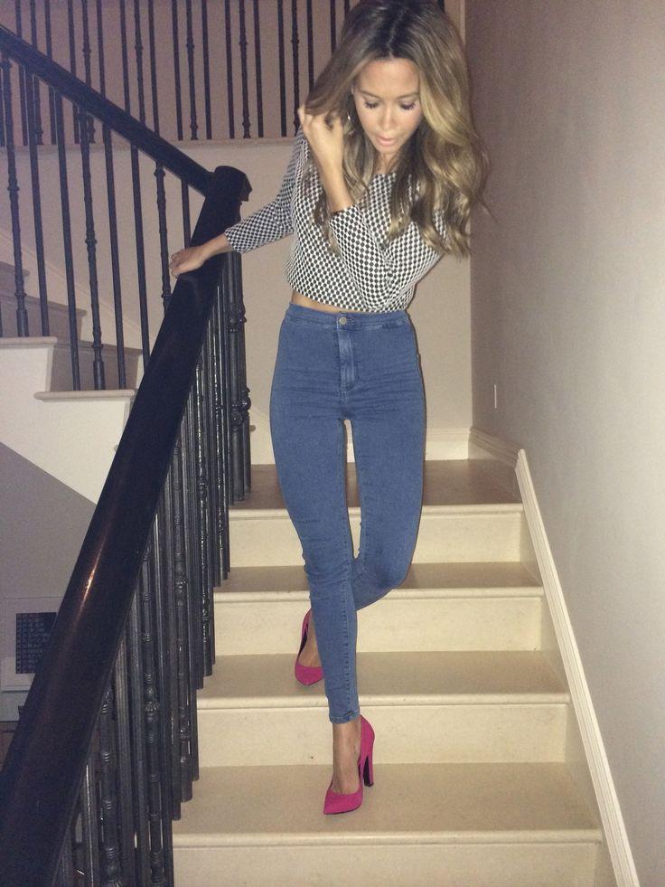 Mandy Capristo - Blog