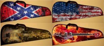 Fundas para Guitarra Sublimada (Textiles y productos de piel), en monterrey, NUEVO LEON