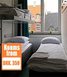 Downtown Hostel Kopenhagen