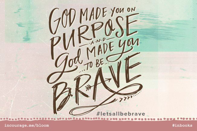 God Made You On Purpose - http://www.incourage.me/share/#!/single/325