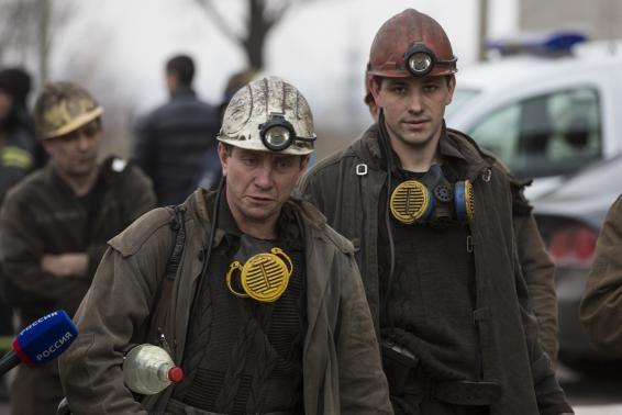 More than 30 killed in coal mine blast in rebel-held east Ukraine - REUTERS #CoalMine, #Blast, #Ukraine