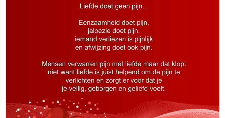 #liefde #pijn #geliefd