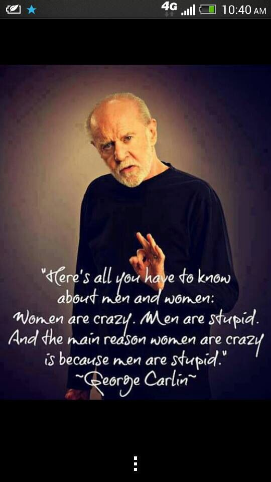 Crazy women why are Fundamental Truth