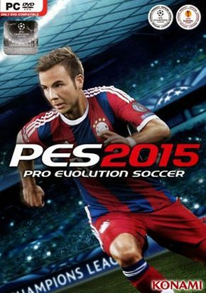 Pro Evolution Soccer 2015 [PC] [Multi]