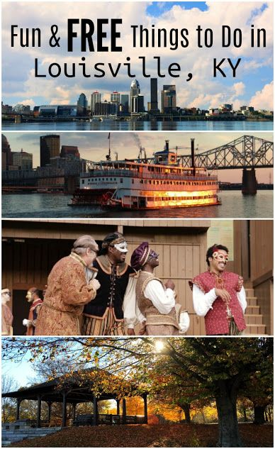 Live in the Louisville area or plan to visit this summer? Here are 20 fun and FREE things to do in Louisville, Kentucky this summer that the whole family can enjoy.