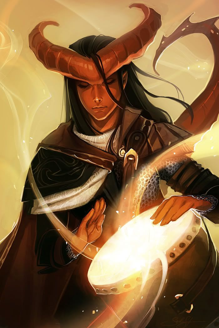 tiefling how to become dungeons and dragons