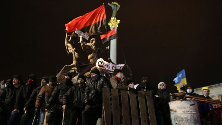 """Despite a sense of deja vu, there are major differences between the mass protests in Ukraine and the Orange Revolution, writes the BBC's Oleg Karpyak in Kiev. Please Something has changed, and in the right direction. It is not the president who must be replaced, but the whole system."""" Yuriy Lutsenko, former interior minister."""