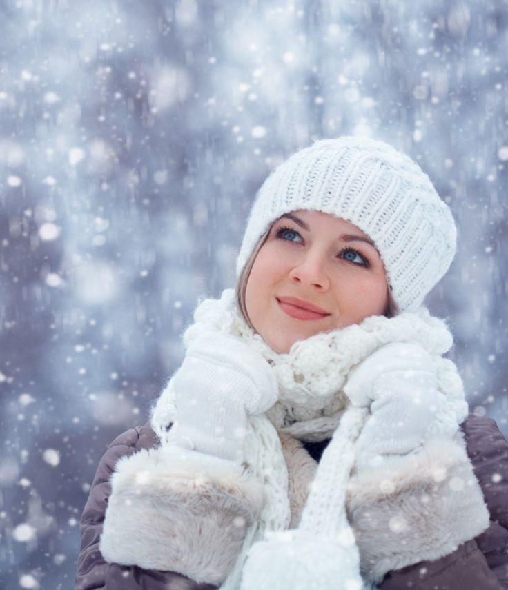 snowfall by Vasily Pindyurin