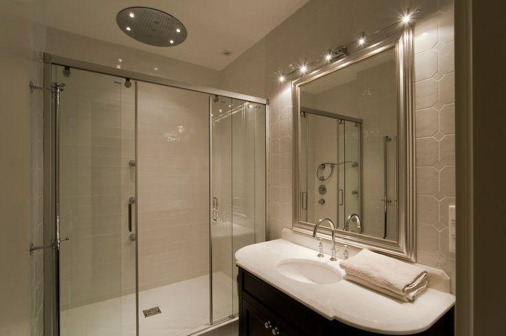 """Ванная комната. Проект """"Парижская квартира""""."""