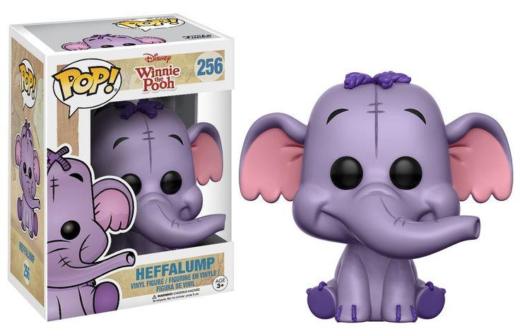 $11.99 // POP! Disney: Winnie The Pooh - Heffalump for Collectibles   GameStop