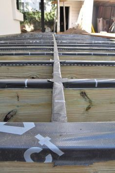 Here are my three top tips to double the lifespan of your new deck! Hint: They all deal with water and rot issues. -Matt Risinger