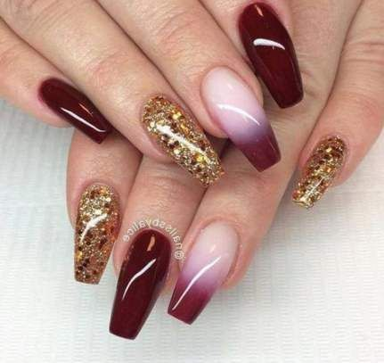 nails acrylic ideas prom 17 super ideas  red acrylic