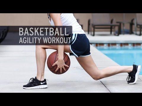 ▶ Basketball Agility Workout - YouTube