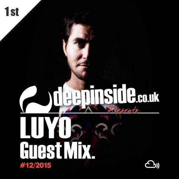 """Check out """"DEEPINSIDE presents LUYO (Exclusive Guest Mix)"""" by DEEPINSIDE Official on Mixcloud #LUYO #DEEPINSIDE #House #GuestMix #Mixcloud #Radio"""