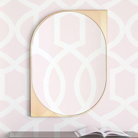 Astounding Diy Ideas: Wall Mirror With Shelf Fauce…