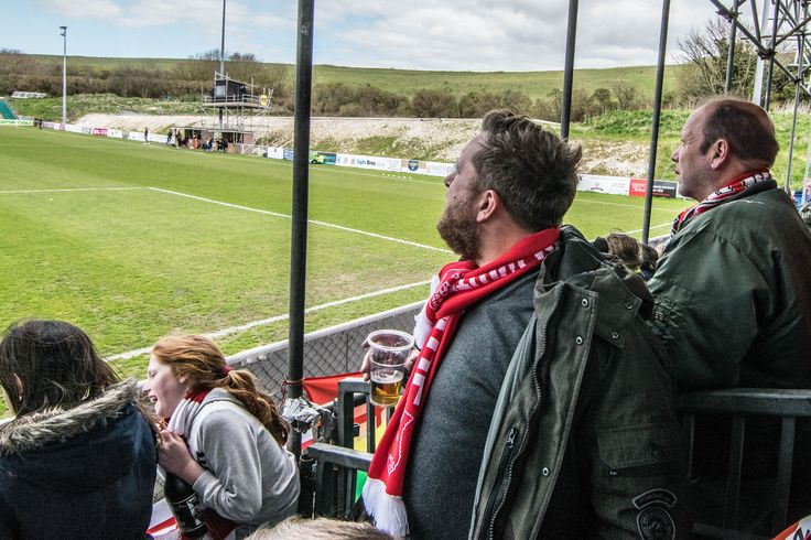 https://flic.kr/s/aHsky5TeaE | Whitehawk FC | My first visit to The Enclosed Ground