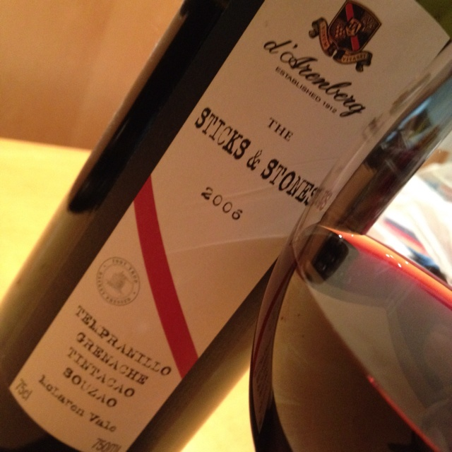 A great drop from d'Arenberg!