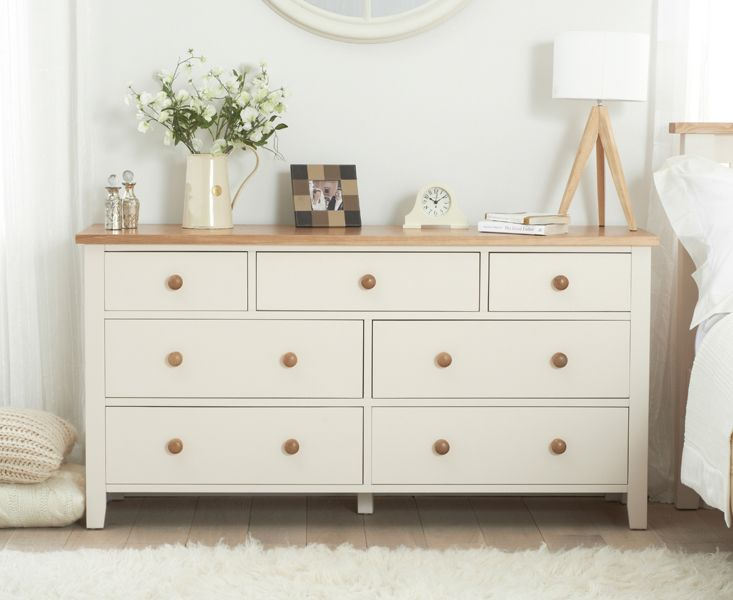 bedroom chest of drawers. Camden Ash and Cream 3 Over 4 Drawer Chest of Drawers  Bedroom Best 25 chest drawers ideas on Pinterest