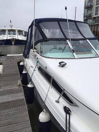 Rinker - Fiesta Vee 235 Motor Boats for Sale in Essex, East of England. Search and browse boat ads for sale on boatsandoutboards.co.uk