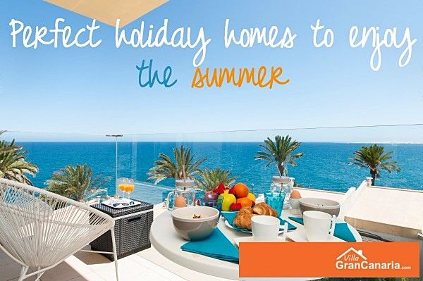 Perfect holiday homes to enjoy the summer