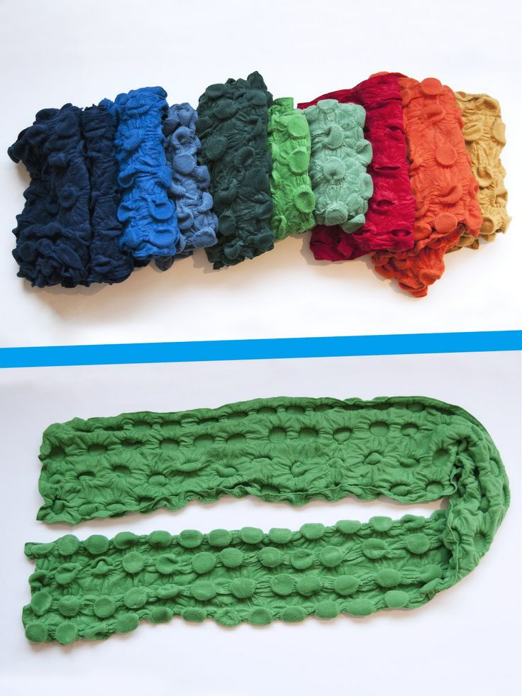Sasja Saptenno - Bulb Sjaals