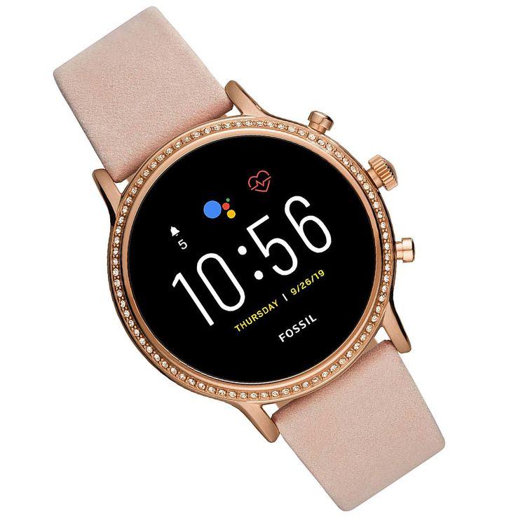 FTW6054 Fossil Touchscreen Julianna HR Smartwatch in 2020