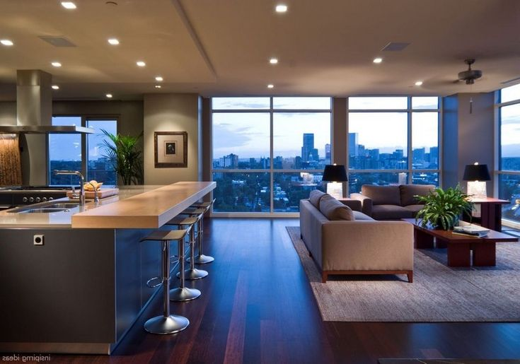 72 Amazing Modern Apartment Living Room Decorating Ideas