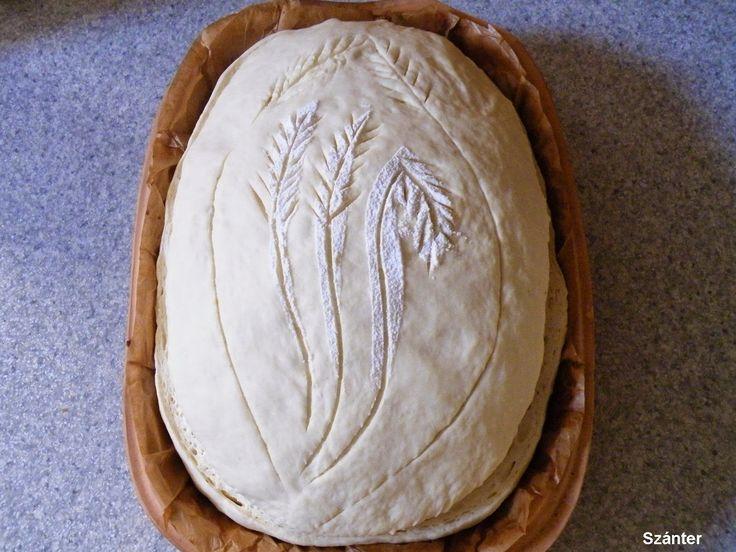Szánter blogja.: Kalászos kenyér.
