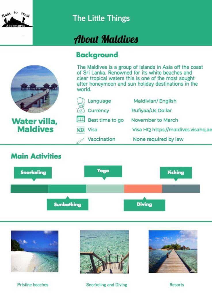 "Everything you need to know about the Maldivesجزر المالديف  To know more about our trip  ,check the blog ""link""  #easttowestadventures #travelcheatsheets  #Maldives #Honeymoon #luxury #information #cheatsheet #maldivescheatsheet"
