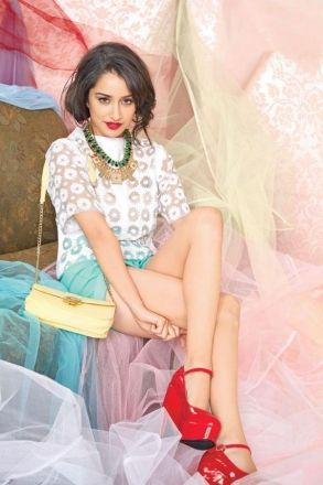 ' Shraddha Kapoor ' Cosmopolitan Magazine Photoshoot !
