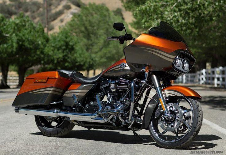 Harley Davidson 2014 CVO Road Glide Custom