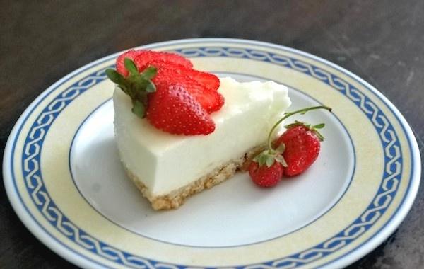 Baking: Yogurt Tart