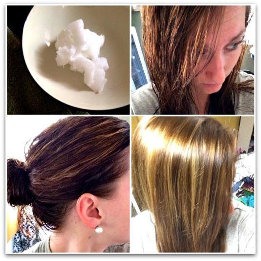 Coconut Hair Oil Treatments 118