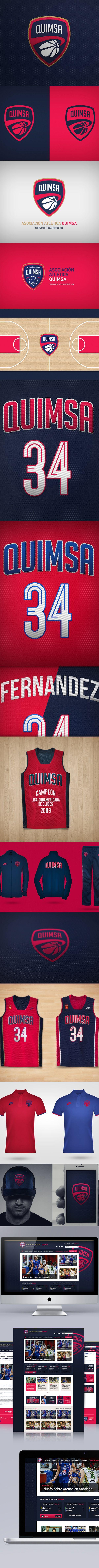 La Asociación Atlética Quimsa es un club de la ciudad de Santiago de Estero que entre sus actividades mas importantes tiene al Básquetbol.El club, multicampeón de torneos locales y continentales, contaba con una imagen obsoleta comparada con su magnitud…