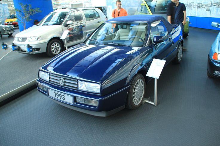 Volkswagen VW Corrado Cabriolet Prototype