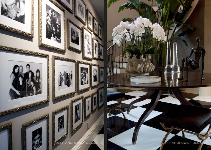 Hallways And Foyer Space Bold Design Concepts And