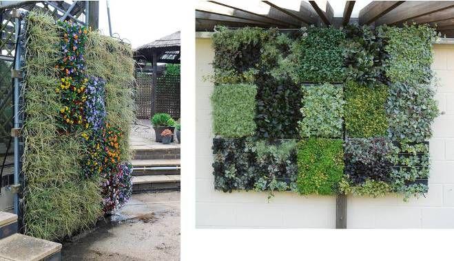 Vertigarden Vertical Gardens Verticalizmo Pinterest