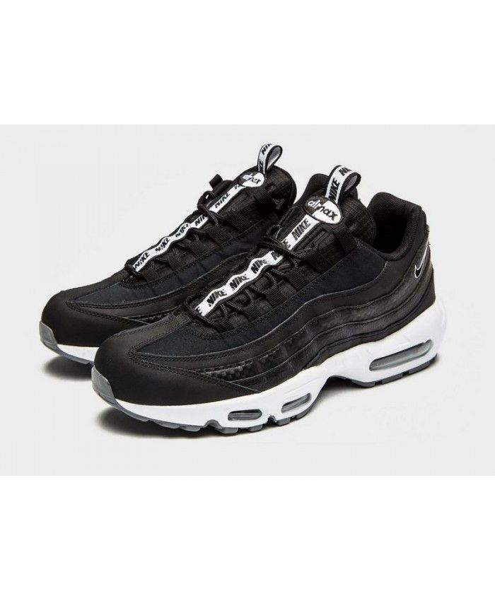 Cheap Men's Nike Air Max 95 'Taped' Black Sneakers Buy