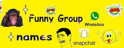 funny group names group names facebook group names whatsapp group names http://www.psiphoniphone.com/2017/08/Funny-Group-chat-names-list.html