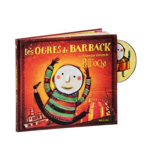 Les formidables aventures de Pitt Ocha, ce petit garçon facétieux, sont racontées et chantées, accompagnées par des musiques tour à tour poétiques, festives, très entraînantes, aux sons d'airs tziganes, d'une fanfare endiablée et d'orchestres du monde.