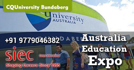 Central Queensland University, Australia at SIEC Education Expo