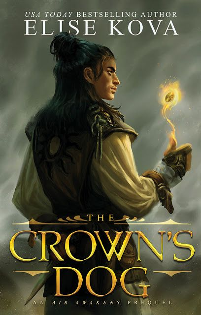 Book-o-Craze: COVER REVEAL: The Crown's Dog by Elise Kova