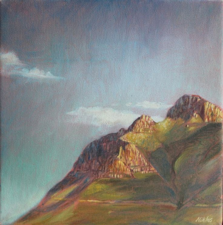 """""""An Other Mountain Series"""" - #18 