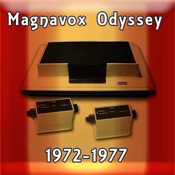 On instagram by teamsolidgaming #magnavoxodyssey #microhobbit (o) http://ift.tt/1ozBTJB la primer consola en el mundo de videojuegos contaba con solo dos bits. Fue creada por Phillips y lanzada al mercado norteamericano en Mayo 1972 por aproximadamente unos $100 por unidad. Venía empaquetada con 6 cartuchos que contenían juegos de la simplicidad de pong que era el más famoso en ese entonces.  Como dato curioso Nintendo fue la encargada de distribuir Magnavox Odyssey.  #datocurioso…