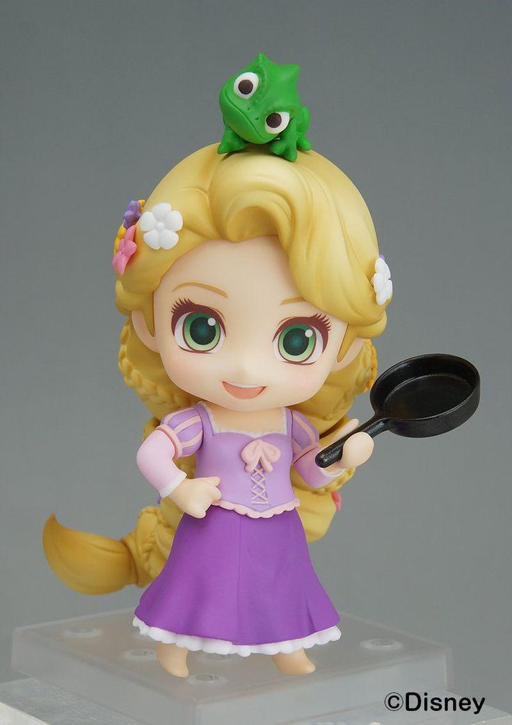 Tangled - Rapunzel - Nendoroid - Good Smile Company (?)  - SD-Figuren / Nendoroids - Japanshrine