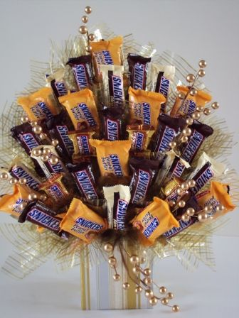 Fancy Schmancy Candy Bouquet